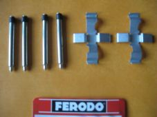 FORD ESCORT(90-)OPEL ASTRA 2.0 GSi(92-)NEW BRAKE PAD Fixing Kit  -FERODO FBA489
